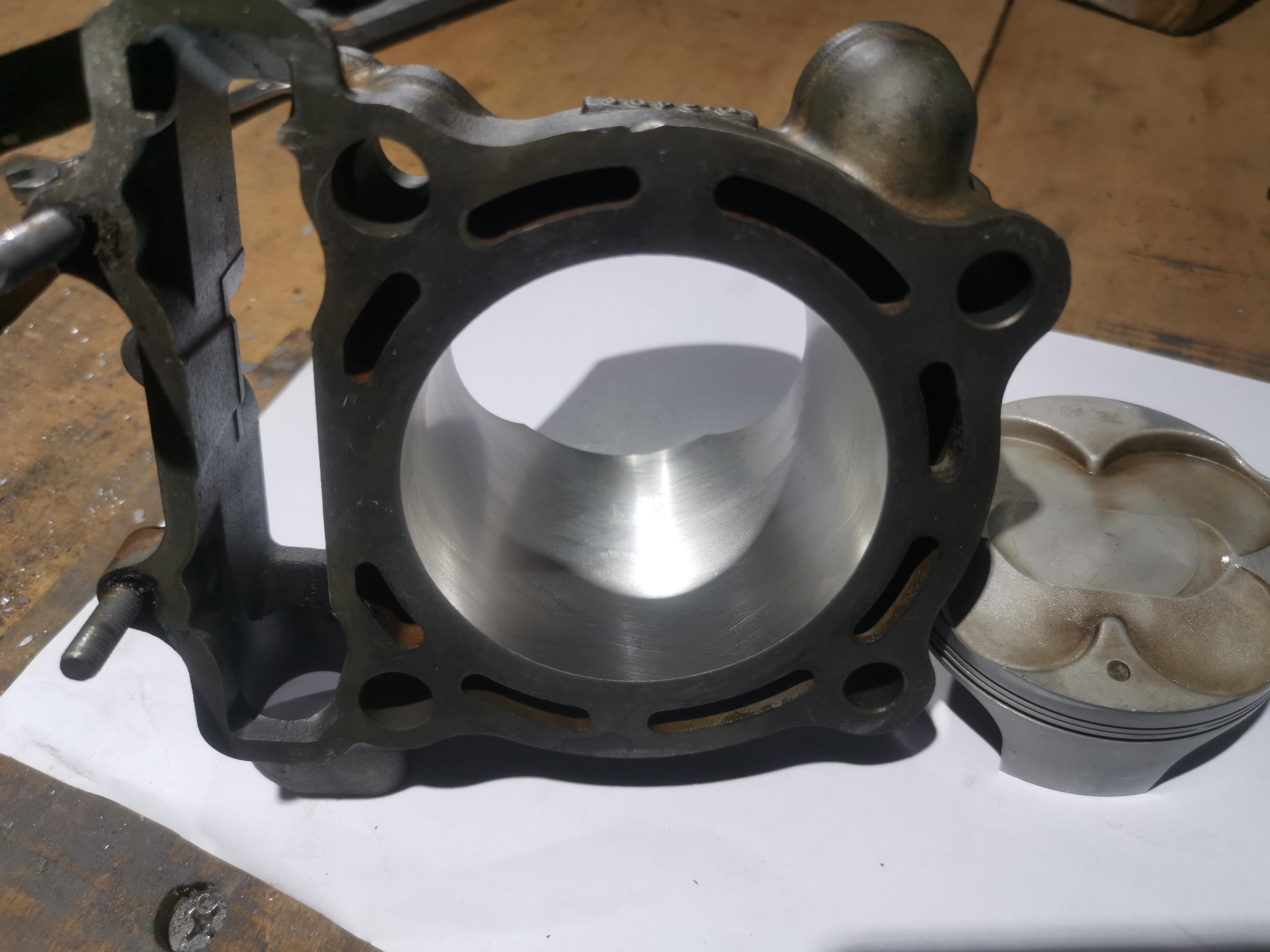 铃木250