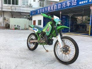 川崎KDX200SR出售广东河源龙川