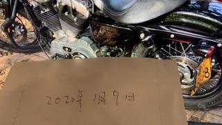 个人出售13年  哈雷XL1200N