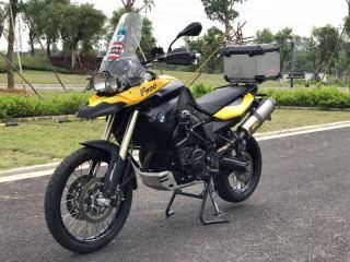 东莞地区便宜出售纯09年宝马F800GS