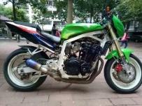 12800转让铃木4缸750cc大排量摩托车车况精神暴力,CB的价格公升级的享受