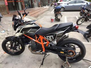 惠州龙门出售极品KTM690
