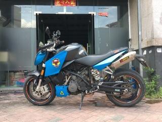 出售2009年ktm990公爵