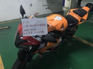 07款j本田CBR1000