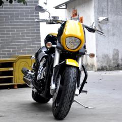 【现货出售】17年铃木林荫大道 M109R 巡航机车 Suzuki VZR1800摩托车可帮上牌