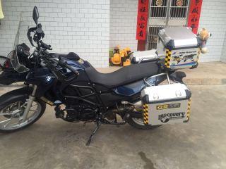 广东河源出台10款宝马双杠F650GS