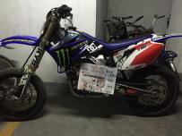 广州出售07雅马哈YZ250F