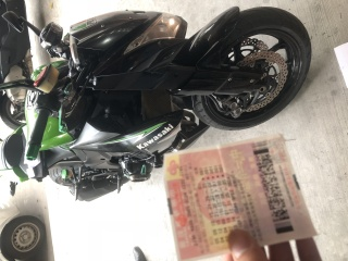 广州出售川崎Z1000